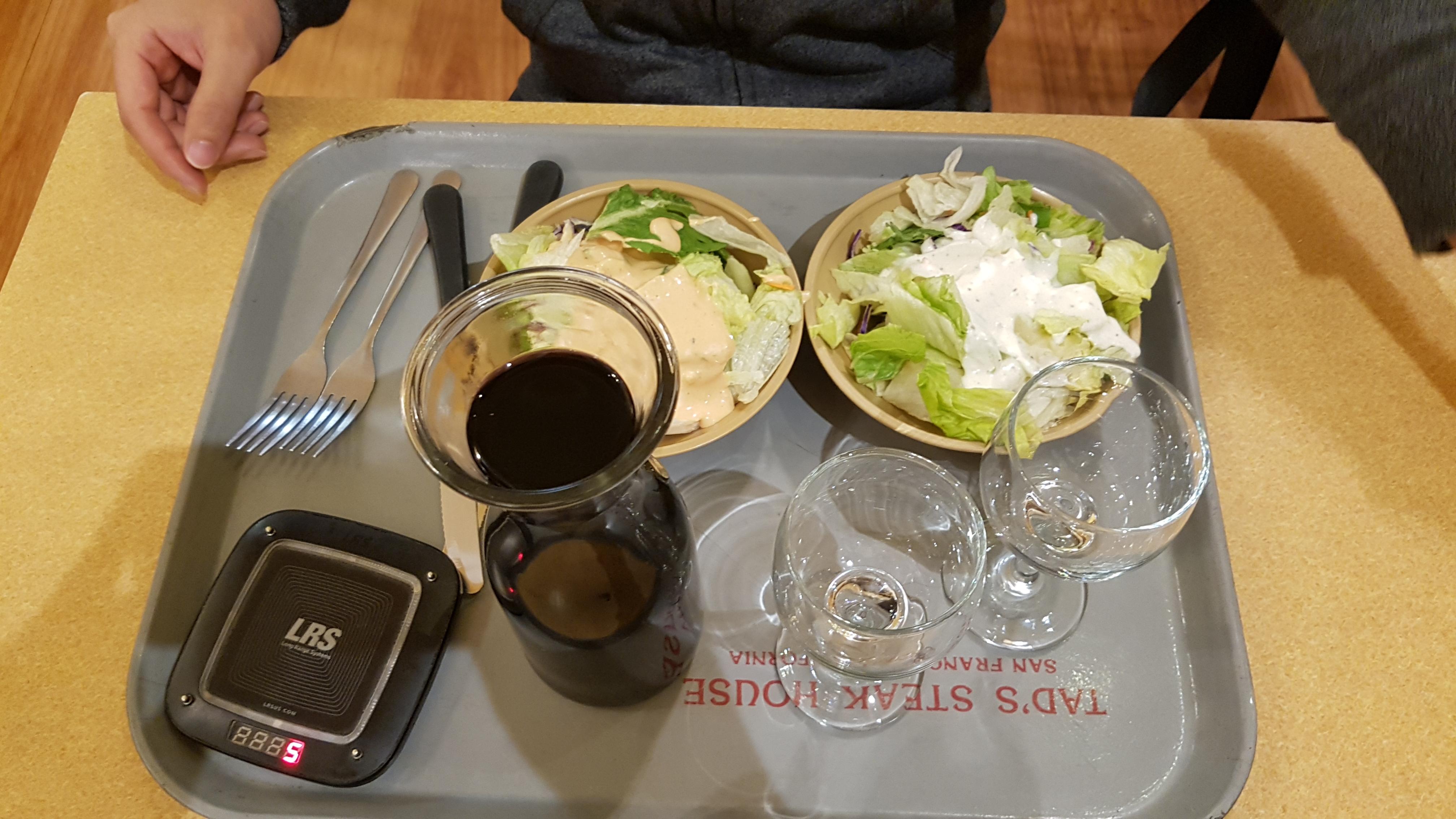 broil, carafe, carbernet sauvignon, cf, chardonnay, fresh grilled salmon, glass wine, Menu, pink, Red, Red wine, rose wine, tad's famous steak, ted's steak house, tip, T본 스테이크, WHITE, White Wine, White Zinfandel, [샌프란시스코] 첫 식사는 역시 스테이크! 테드 스테이크 ( Ted's Steak Hous ), 가격, 가성비, 감자, 고기, 관광 가이드, 구운 치킨 반마리, 굽기 정보, 달달, 드라이, 등심, 레드 와인, 렌치, 로코코, 마늘빵, 메뉴, 메뉴판, 미국 팁, 미디엄 레어, 박스, 변형, 빵, 사우전드 아일랜드, 색상, 샌프란시스코 팁, 샐러드, 샤르도네, 셀프 서비스, 소스, 술, 스테이크, 시차적응, 신선한 구운 연어, 안심, 양조, 연어 구이, 영수증, 오븐, 오븐구이, 와알못, 와인, 와인 종류, 와인 포도종, 유니언 스퀘어, 유명한 특수부위 스테이크, 육즙, 음료, 음식점 팁, 이용 편리, 입문용, 입문용 와인, 장점, 전기구이, 주, 주문, 진 판델, 진동벨, 진짜별, 질긴 고기, 첫 식사, 체인점, 치킨, 카베르네 소비뇽, 캘리포니아, 캘리포니아 주, 커레이프, 테드 스테이크 하우스, 테즈 스테이크, 트, 특수 부위, 포장, 피곤, 핑크색, 화이트 진판델