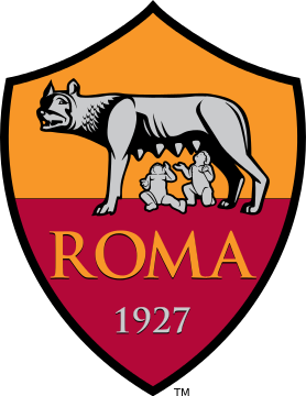 AS Roma Crest(emblem)