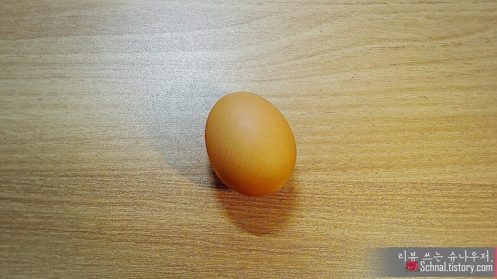 편의점 간식 엄선한 계란