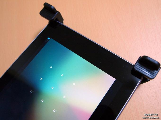 넥서스7 차량용 태블릿 거치대