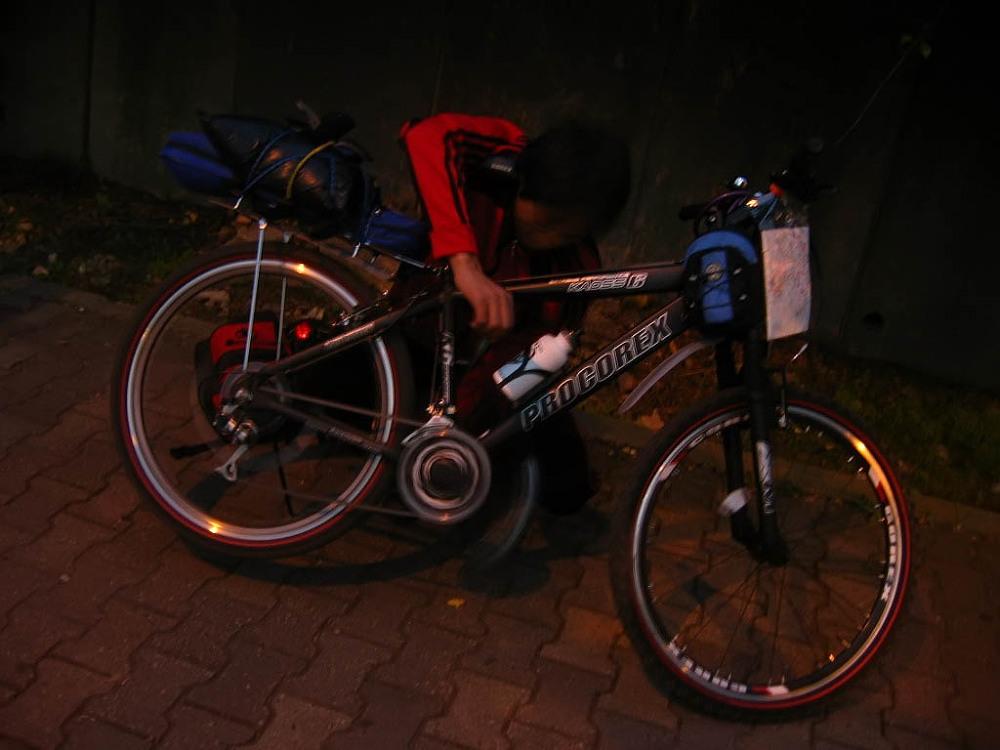 자전거로 달리자 - 1일차 ▷서울 : 2445FB50513B90351952ED