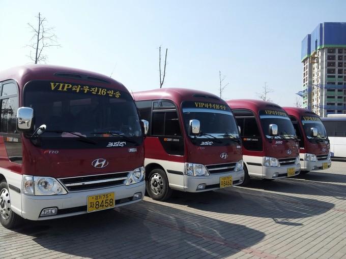 [버스25시 보유차량] 15인승/16인승 리무진  버스