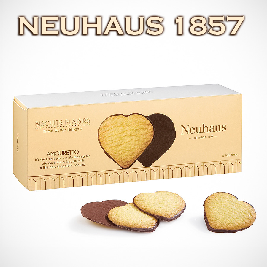 5월 마더스데이 사랑의 선물~ 노이하우스 아무레토 초콜릿 비스킷