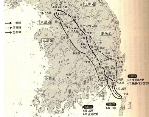 임진왜란에서 일본군이 패배할 수 밖에 없었던 10가지 이유