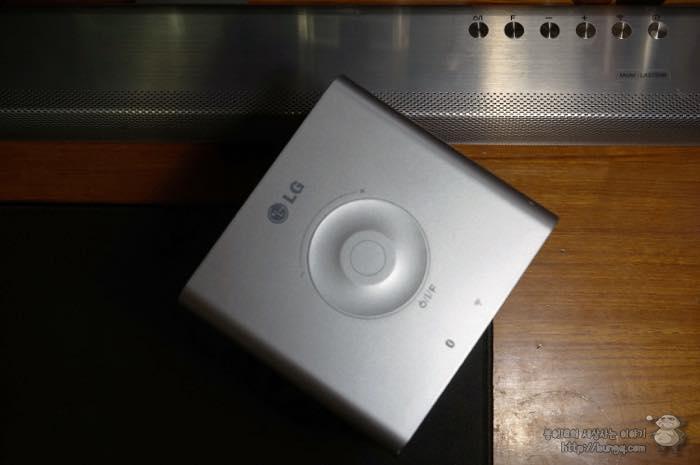 LG 사운드바 LAS750M 홈시어터 만들기, 설정법과 사용법