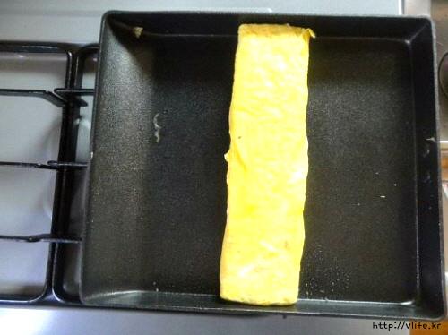 달걀말이 만드는법