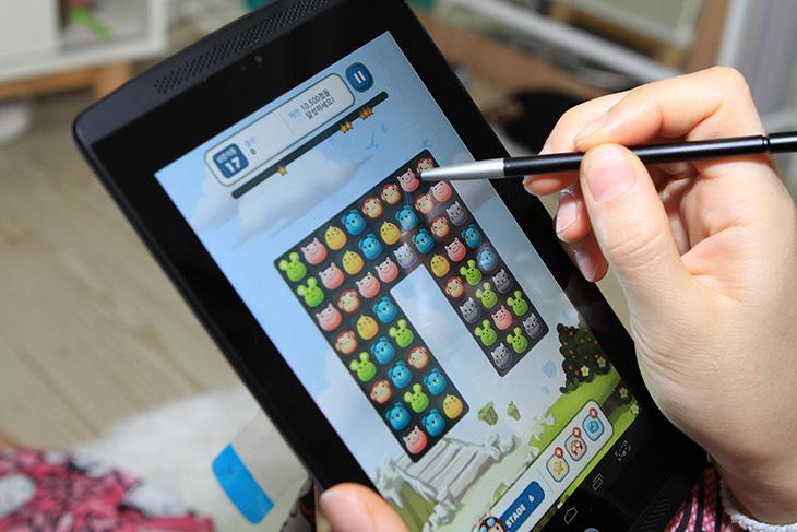 HP Slate7 Extreme, HP 슬레이트7 익스트림, 슬레이트7, IT, 모바일, 게임, 스마트폰 게임, 모던컴뱃4, 애니팡2,