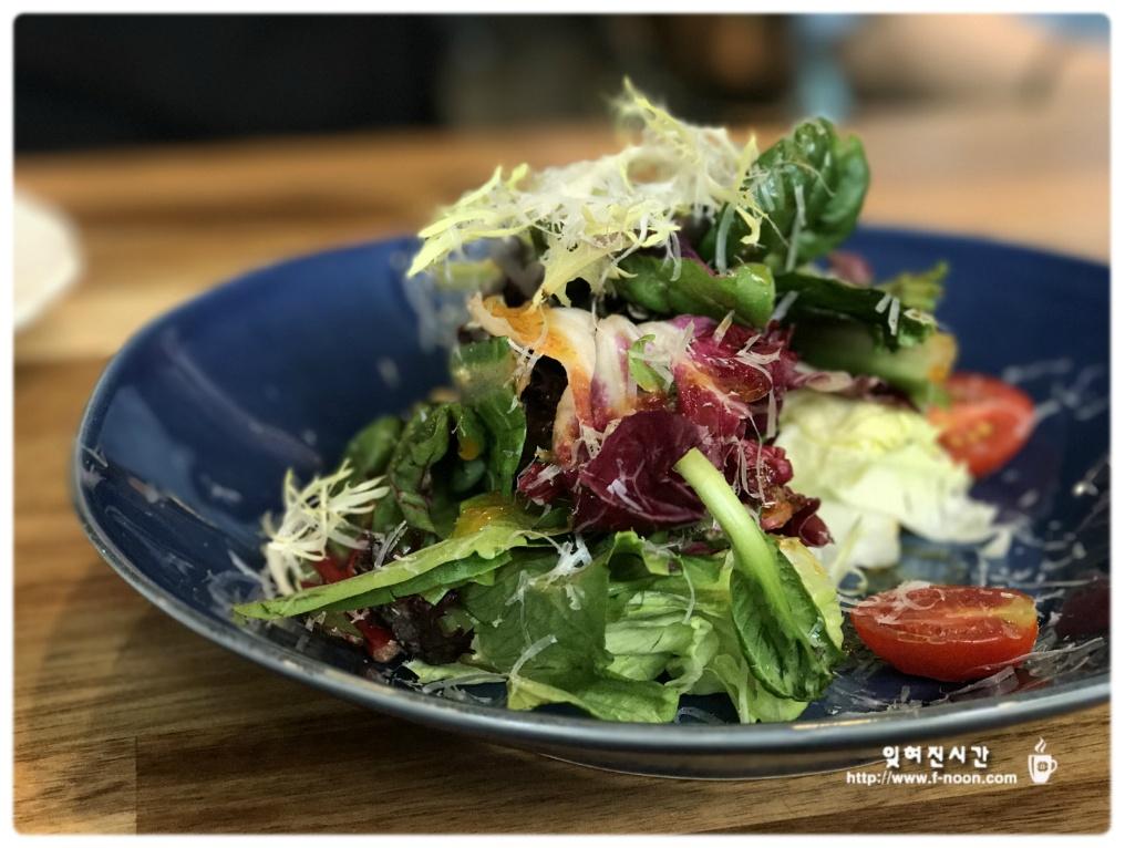 대전 점심특선 샐러드