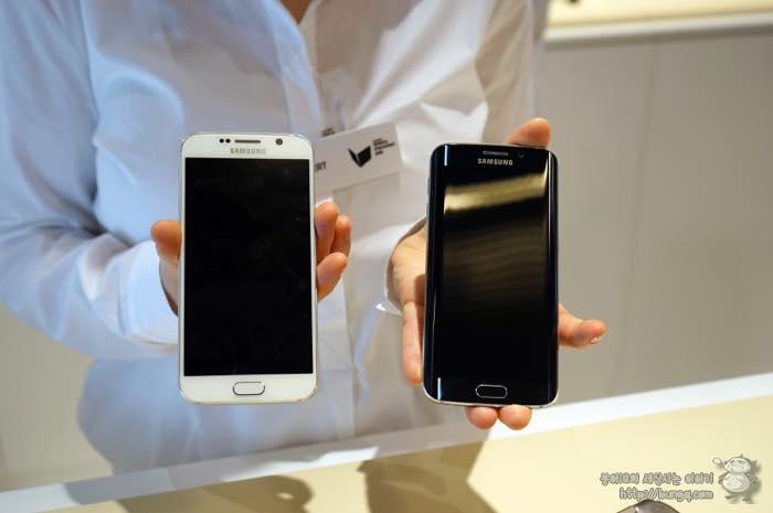 갤럭시 S6 엣지 디자인, 카메라, UX 살펴보니