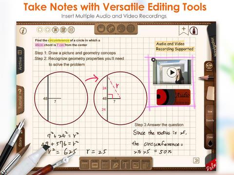 NoteLedge for iPad 아이패드 노트