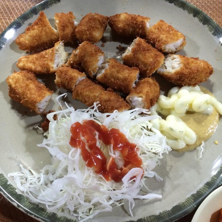 신사맛집 한성돈까스 수요미식회 생선까스