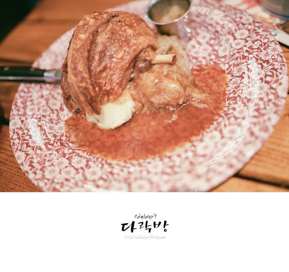 시드니 맛집 록스 맛집 - 원나잇푸드트립을 보다 슈바인학센(슈바인스학세)를 추억하다 시드니 독일음식 전문점 Lowenbrau