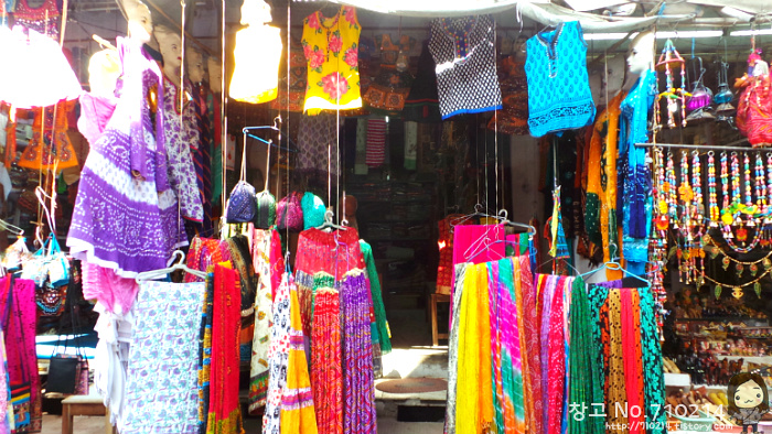 인도여행#199 푸쉬카르 브라마사원과 메인마켓