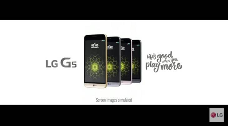 lgg5, lg, g5, 광고, 오해, 진실, 국내, 해외, 차이