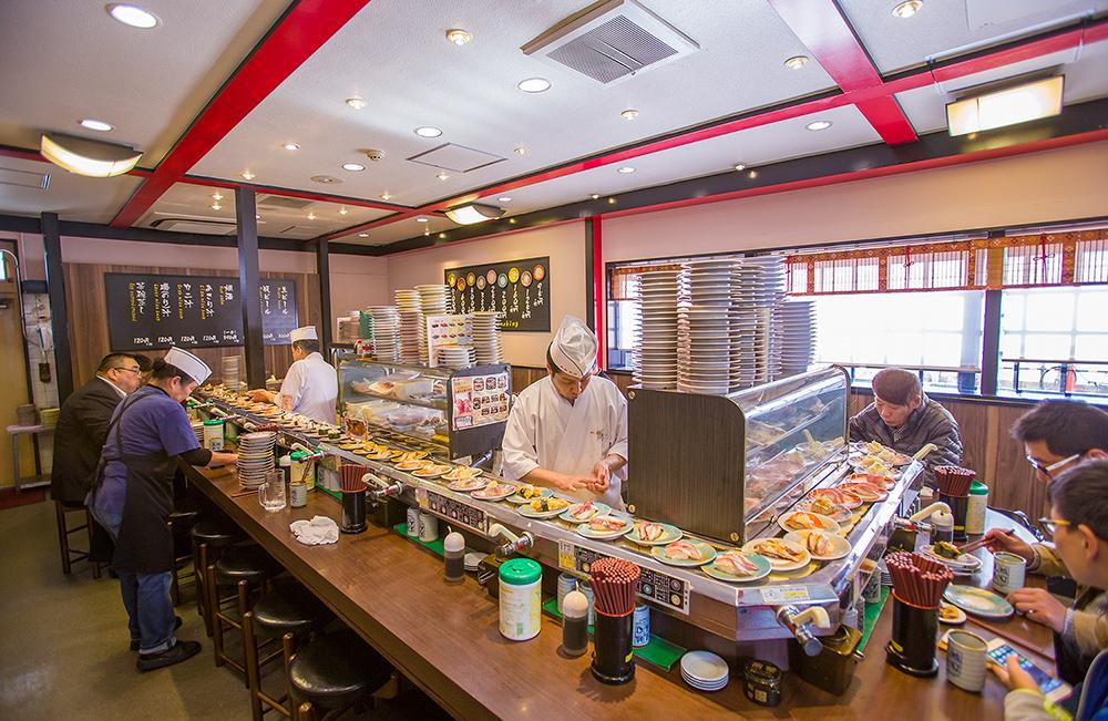 일본여행, 초밥, 스시 종류, 이름과 읽는 법