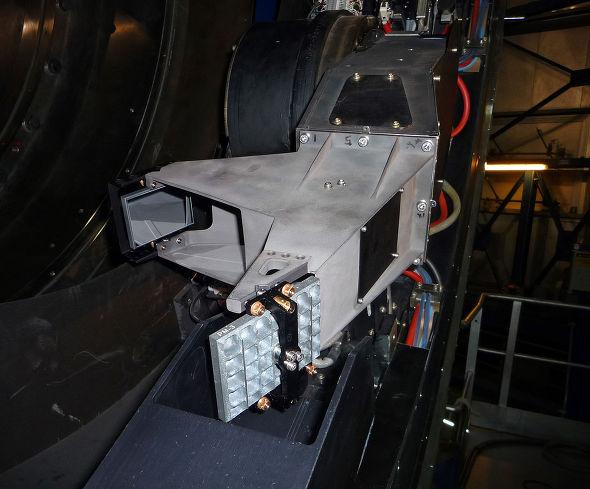 3D 프린터로 생산한 거대망원경(VLT) 부품