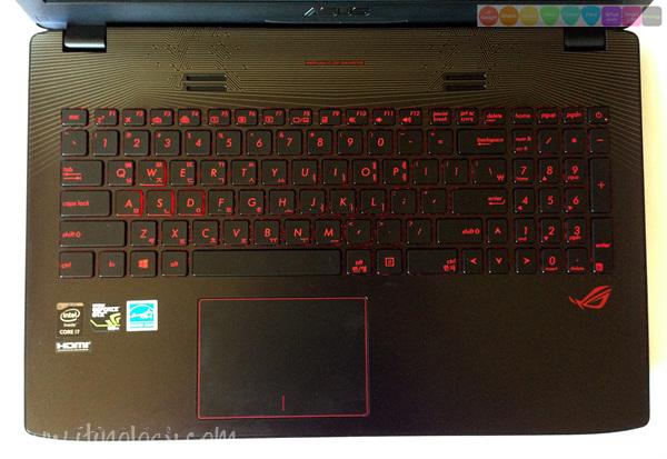 에이수스 GL552JX 게이밍 노트북 - ASUS GL552JX-DM120