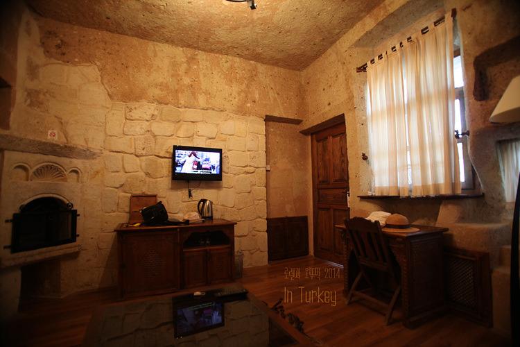 터키여행후기 카파도키아 호텔 'Alfina Hotel' 동굴속의 하룻밤13