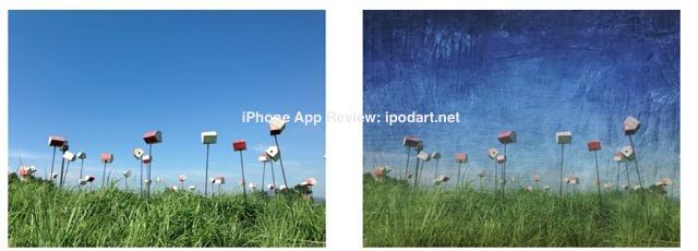 Mextures 아이폰 추천 사진 편집 필터 효과