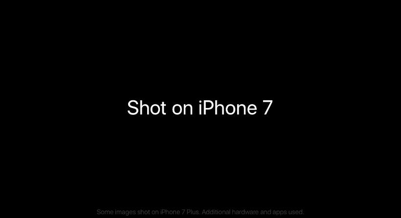 애플광고 아이폰7광고 One Night Shot on iPhone7