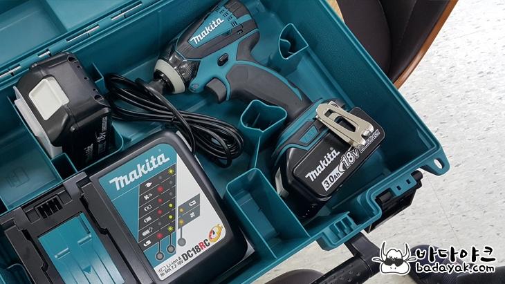 마끼다 DTD146RFE 18V 3.0Ah 전동 드라이버