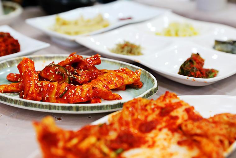 한상근대통밥집 위치 대통밥 맛있는집 담양 현지인 맛집