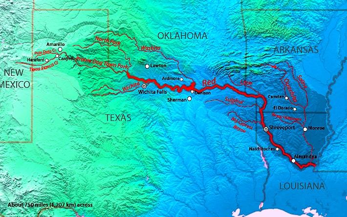 Red River Valley - 홍하의 골짜기