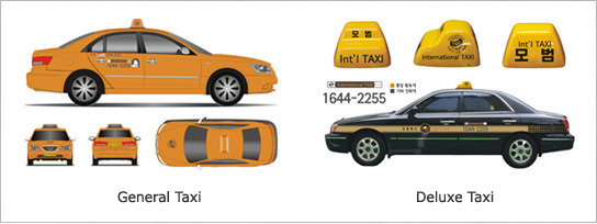 General Taxi, Deluxe Taxi