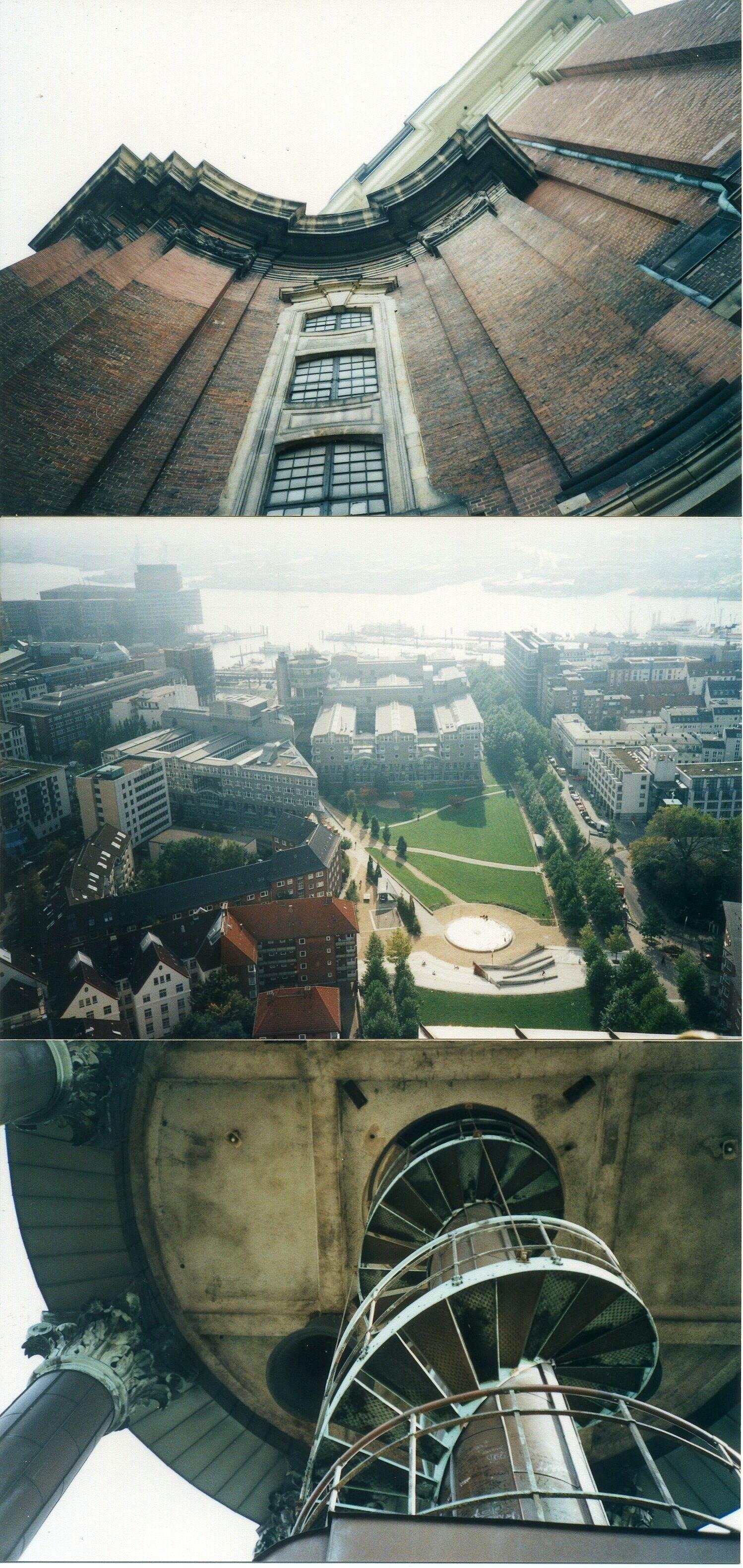 2001년 독일 함부르크 주변