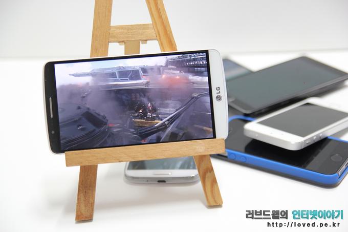 LG G3, G3, LG G3 화질, QHD 디스플레이