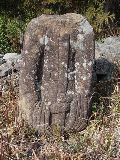 하원동탐라왕자묘 문인석