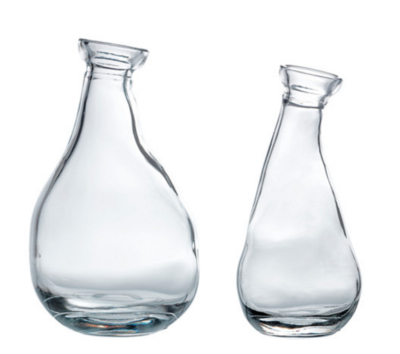 Glass Hurricane Vase Decoration Ideas