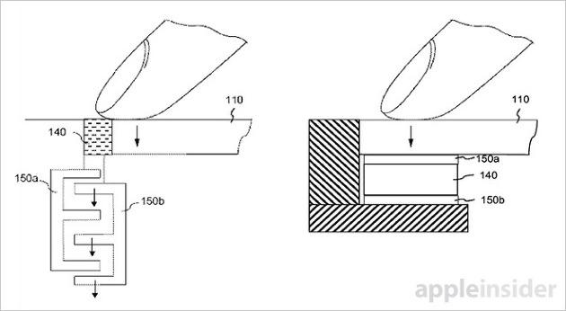 아이폰 터치홈버튼 특허