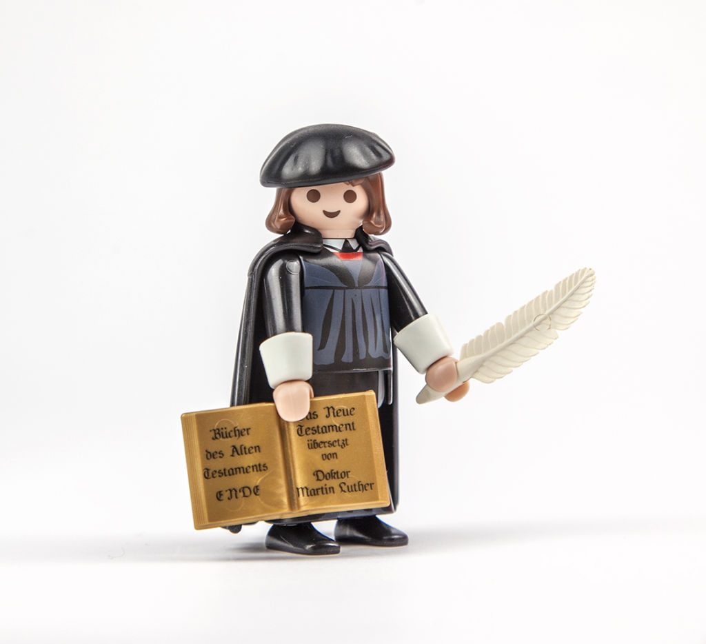 Playmobil Luther Ende