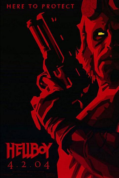 [BP/NF] 못생겨도 매력 넘치는 영웅.'헬보이(Hellboy 2004)'