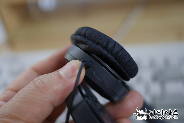 AKG K 420 이어패드 교체