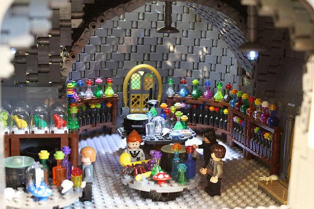 레고 호그와트 마법 학교