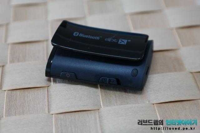 LG 블루투스 헤드셋 BTS1 디자인