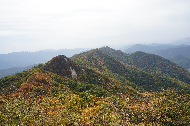 한국 100대 명산 산행기컨텐츠