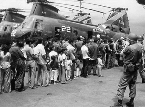 미국이 베트남 전쟁에서 철수한 이유 4가지