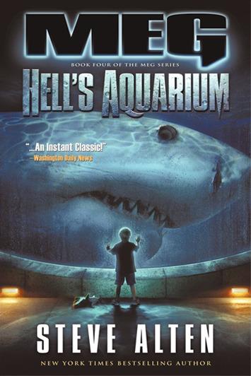 Steve Alton Meg Hell's Aquarium