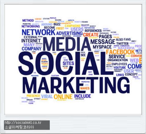 소셜마케팅 종류