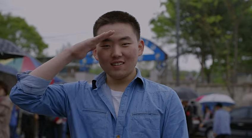 AIA 생명의 '리얼라이프 프로젝트 - 청춘 군대를 가다'