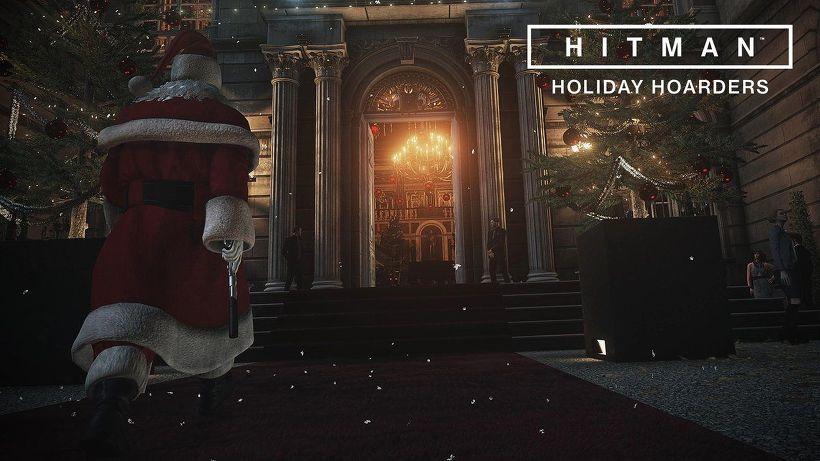 히트맨 무료 크리스마스 보너스 에피소드 출시 예정