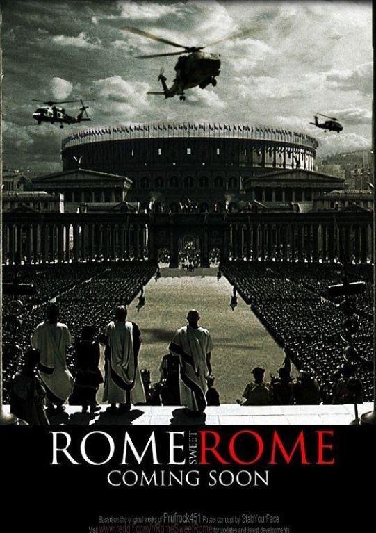 로마 스윗 로마 포스터