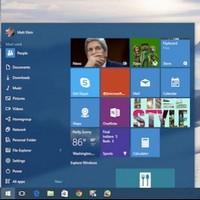 윈도우10 시작 메뉴