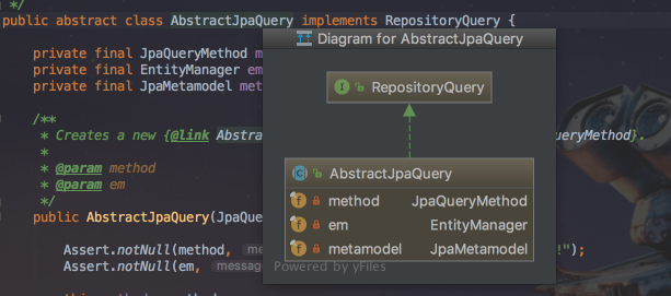 AbstractJpaQuery