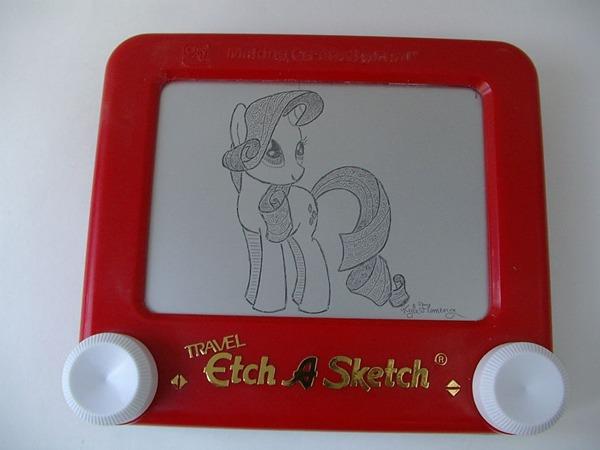 에치어스케치로 그린 그림11