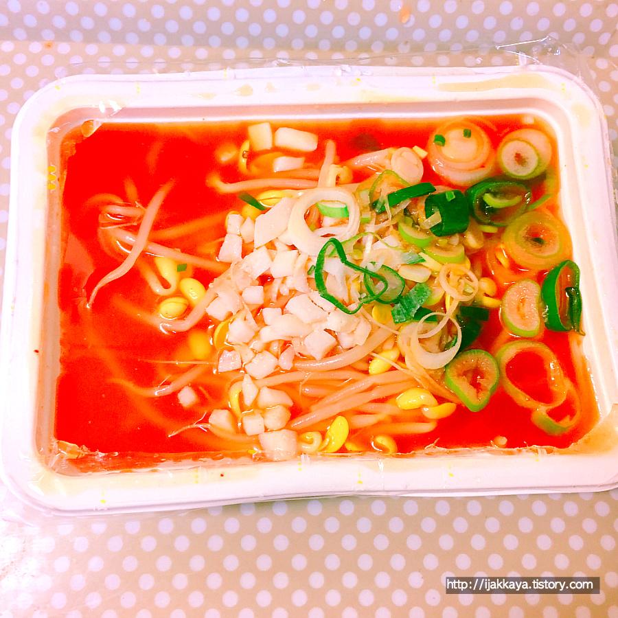 콩나물 국밥