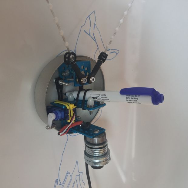 Arduino Polar V Plotter – Zalophus's DesignHouse – Shop